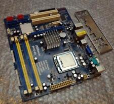 Placas base de ordenador ASRock para Intel 4 ranuras de memoria