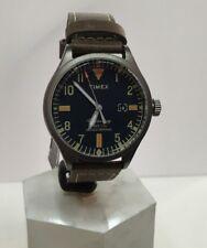 Orologio Uomo Timex Pelle Color Tabacco