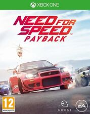 Need For Speed PayBack (XBOX ONE) BRAND NEW SEALED