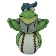Funny Frosch Sport - Baseball Champion