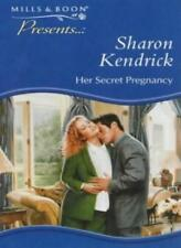 Her Secret Pregnancy (Presents),Sharon Kendrick