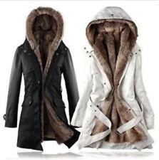 Winter Lady Women Thicken Warm Coat Hood Parka Overcoat Long Jacket Outwear New