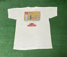 "Vintage Home Improvement Shirt Size Xl ""I Live For Harware�"