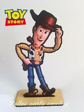 Toy Story Woody Wood Centerpiece Party Candy Table Birthday Decoration Prop