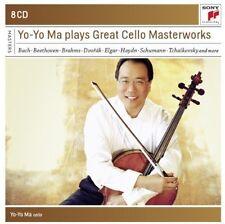 Yo-Yo Ma, John Willi - Yo-Yo Ma Plays Concertos Sonatas & Suites [New CD]