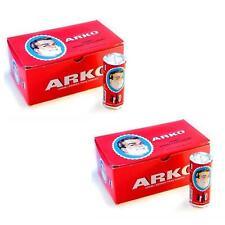 2x ARKO SHAVING CREAM SOAP STICK 12 PIECES Best Soap For Turkish Wet Shave (24)