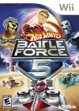 Hot Wheels: Battle Force 5 WII New Nintendo Wii