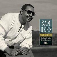 SAM DEES Take One (2014) 12-track vinyl LP album NEW/SEALED