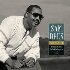 SAM DEES Take One 2014 UK 180g coloured vinyl LP NEW/SEALED