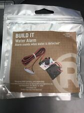 Build It Water Alarm Kit 2770358 New Sealed Ships Today!