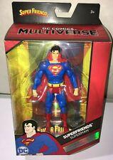 DC Multiverse- Super Friends Superman 6 inch action figure   NEW