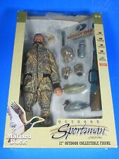 "ERTL outdoor sportsman figure 12"" Mallard Duck Action Doll Hunting Collectibles"