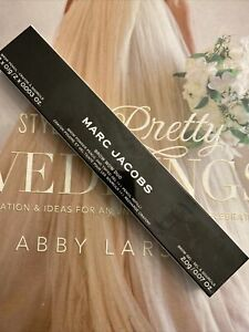 Marc Jacobs Brow Wow Duo Brow Powder Pencil & Tinted Gel + 1 REFILL [10 BLACK]