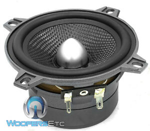 """SINGLE PIECE FOCAL 4"""" MIDRANGE SPEAKER MID FROM 165A3 REPLACEMENT HP100-A3 NEW"""