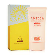 Shiseido Anessa Perfect Gel Sunscreen Spf50+ Pa+ 60g 2013 New Package