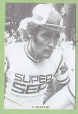 Luis OCANA, Cycliste, cyclisme. Photo 10 x 15