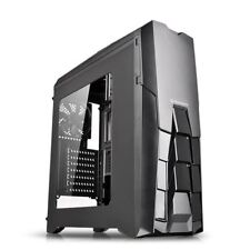 Thermaltake TT Versa N25 Midi Gaming Tower ATX PC Case USB 3.0 Toolless Gamer