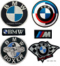 BMW Sew Iron On Patch Embroidered Motorcycles Racing Sport Gs Badge