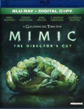 Mimic [New Blu-ray] Director's Cut/Ed, UV/HD Digital Copy, Widescreen, Ac-3/Do