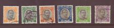 Iceland, Official, part set to 50 a mauve & sepia, FU, 1920-30