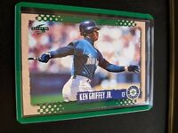 1995 Score Ken Griffey Jr. #437 Seattle Mariners