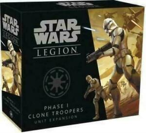 Star Wars Legion Phase 1 Clone Troopers Unit Expansion Miniatures