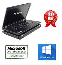 Lenovo ThinkPad L530 Laptop i5 2520M 2.5GHz 4G 320G DVDRW Webcam W10H 3.0USB WTY