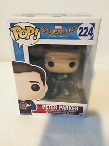 Funko Pop Marvel: Spider-Man Homecoming Peter Parker