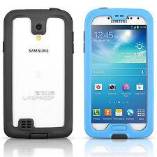 Glossy Rigid Plastic Waterproof Cases for Samsung Mobile Phones
