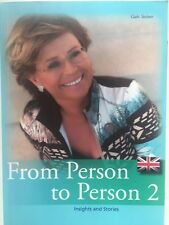 From Person to Person 2, Network Marketing Guidebook by Gabi Steiner
