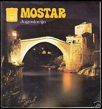 Prospekt, Mostar, Bosnien und Herzegowina, 1983