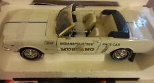 American Muscle Ford 1964 1/2 Mustang Indianapolis 500 Pace 1:12 Scale Die Cast