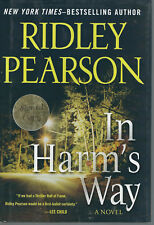 1st, signed by author, Walt Fleming 4: In Harm's Way by Ridley Pearson (2010)