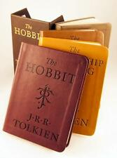 TOLKIEN BOXED SET ~ THE HOBBIT + LORD OF THE RINGS ~ LEATHERETTE POCKET EDITIONS