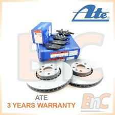 # GENUINE ATE OE HEAVY DUTY FRONT BRAKE DISCS & PADS SET VOLVO XC60