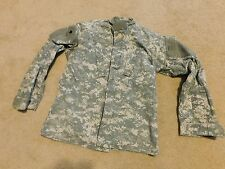 US MILITARY ARMY  ACU TOP COAT SIZE SMALL-REGULAR