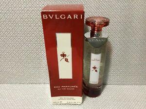 Bvlgari - Eau Parfumee Au The Rouge - Eau De Cologne - 100 ml/3.4 oz - New