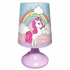 UNICORN TABLE DESK LAMP LED CYLINDER PROJECTOR PORTABLE KIDS