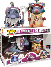 FUNKO POP DARK CRYSTAL THE WANDERER AND THE HERETIC 2-PACK NYCC 2019 EXCLUSIVE