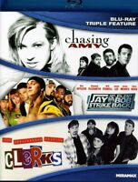 Chasing Amy / Jay and Silent Bob Strike Back / Clerks [New Blu-ray] Ac-3/Dolby