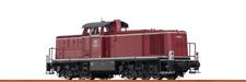 41501 BRAWA H0 V90 Diesell. DB III DC analogue Extra Son préparé