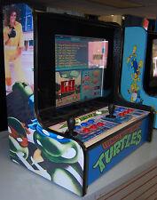 Bar Top 621 in 1 Multiple Games Arcade TNMT, Simpsons, X-Men, Neo Geo, Paper Boy
