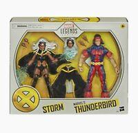 Hasbro Marvel Legends Storm Thunderbird 2 Pack Target Exclusive