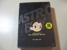 Astro Boy - The Complete Series (DVD, 2005, 5-Disc Set) Brand New and Sealed