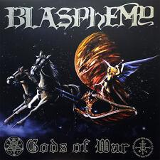 Blasphemy - Gods of War/Blood Upon the Altar Digi CD