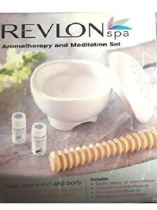 Revlon Spa Aromatherapy and Meditation Set
