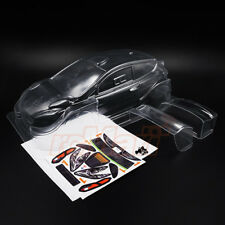 Slidelogy Mini Rally Clear Body 210mm 1:10 RC Cars Xpress XM1S M05 M06 #SDY-0177