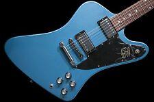 Gibson 2017 Firebird Studio Pelham Blue w/ gigbag