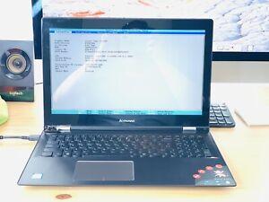 Lenovo Edge 2-1580 2-in-1 - (i5 6th Gen, 8GB RAM, 256GB SSD) - READ!
