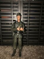The Ultimate Soldier XD German Panzer Grenadier 10208 1:18 action figure Loose !